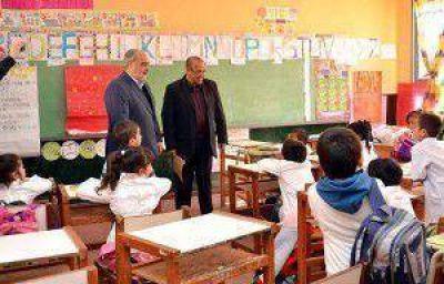 La Escuela Nº64 de Villa Olivari inauguró refacciones