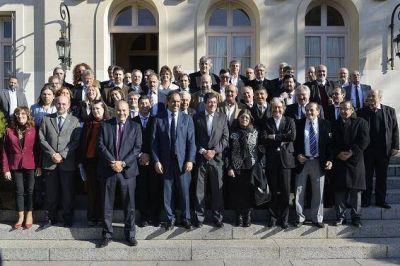 Scioli se reunió con más de 40 rectores de universidades