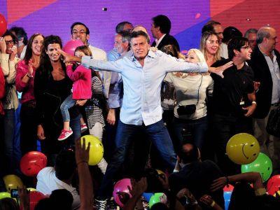 Macri viene el domingo a