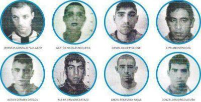 Se fugaron ocho presos en Santa Fe