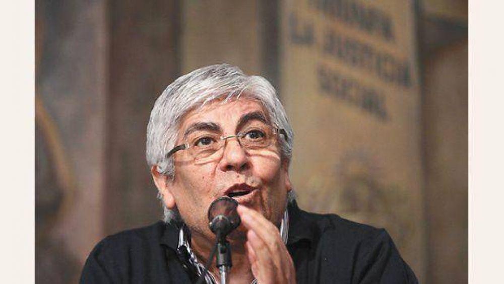 Sin avances en la paritaria, Moyano amenaza con otro paro de Camioneros