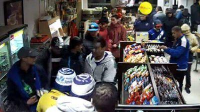 La dirigencia de Alvarado repudi� el saqueo: �Tienen que ir presos�