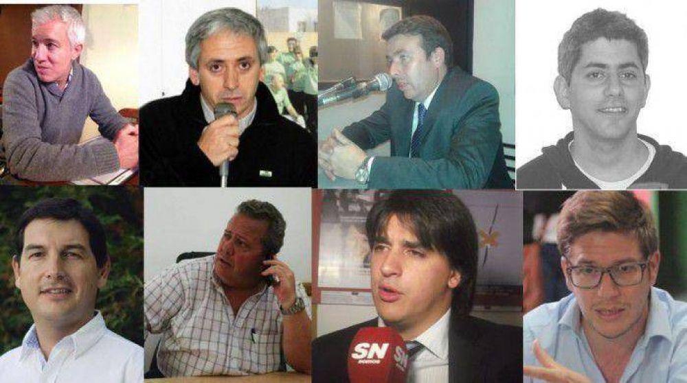 CHASCOMUS: Ronda de candidatos en la cuenta regresiva con menú nutrido de cruces internos en las PASO