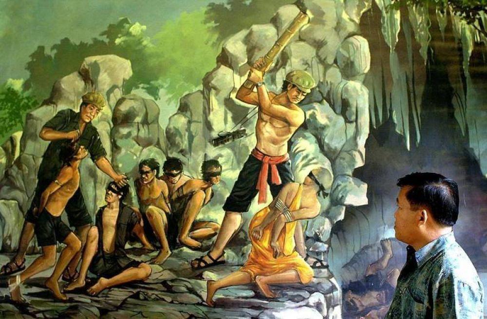 Camboya; los treinta y cinco mártires de Pol Pot