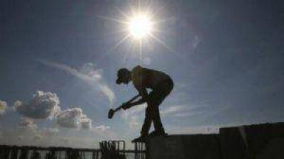 Seg�n el Indec, el 42,5% de los salte�os trabajan