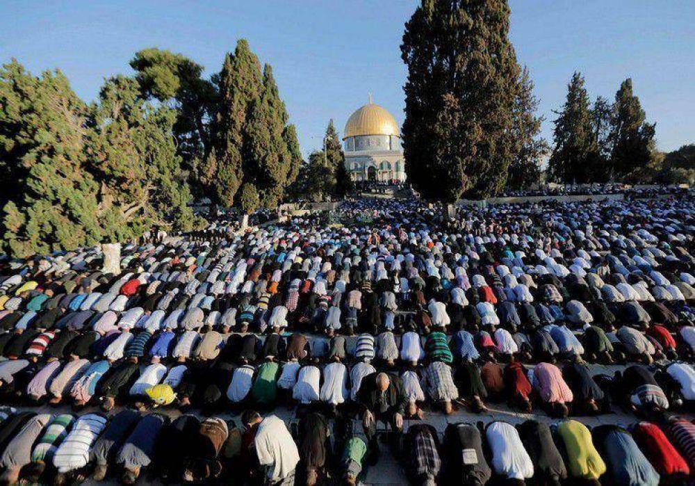 Sin precedentes: Israel permitirá que los musulmanes de Cisjordania y Gaza observen Ramadán en el Monte del Templo