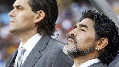 Mancuso le iniciará una demanda millonaria a Diego Maradona