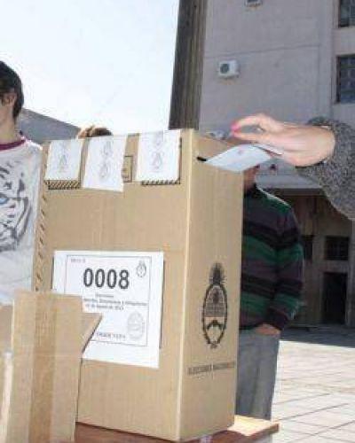 Últimas 72 horas para presentar candidaturas a tres diputaciones nacionales