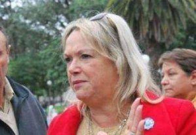 Azula reconoció no estar convencida que Nikisch sea candidato a diputado nacional