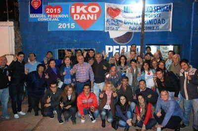 EN LAS PALMAS SE INTEGRARON LOS EQUIPOS DE CAMPAÑA PROVINCIAL Y LOCAL DE PEPPO-CAPITANICH