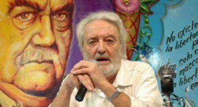 Ernesto Jauretche en la UNaF