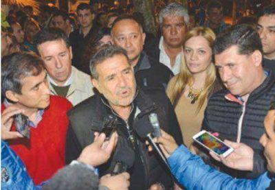 Beder Herrera exaltó las política de seguridad social de la Nación