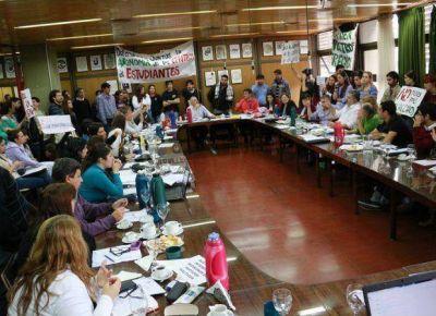 UNSL: ratificaron los resultados de la elecci�n para la federaci�n