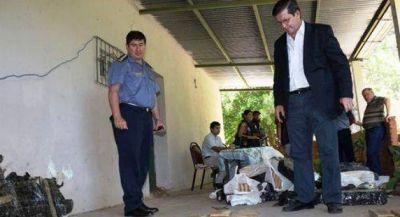 Fuerte apuesta provincial en la lucha contra el narcotráfico