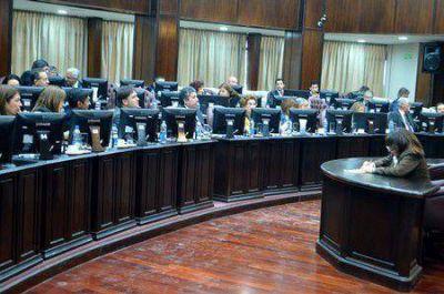 Polémica en la Legislatura tras la eliminación del registro de las palabras de un diputado