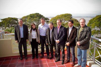Berterame será el candidato a intendente de Federación y Panozzo va por otro mandato en Chajarí