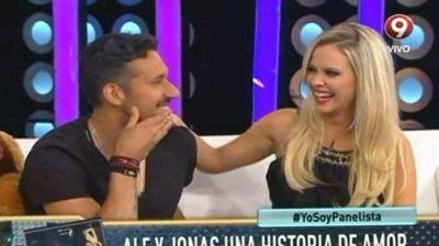 La historia de amor de Alejandra Maglietti y Jonás Gutiérrez en Bendita