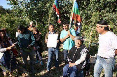 Conflicto Mapuche: Recusaron nuevamente al juez