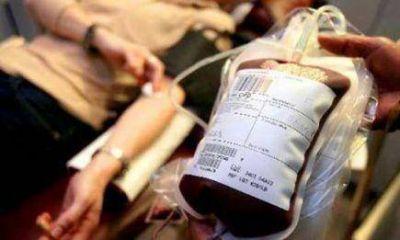 """""""Con una donación de sangre podemos salvar hasta tres vidas"""""""
