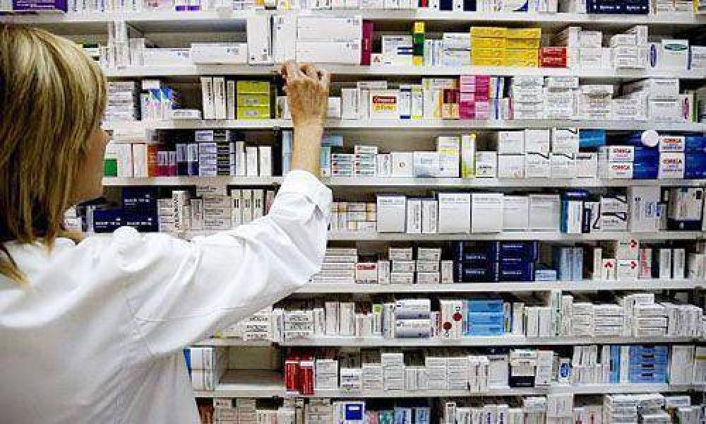 Por conflicto en droguerías vuelven a faltar remedios