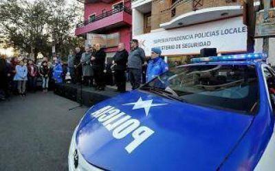 Granados puso en marcha la Superintendencia de las Polic�as Locales