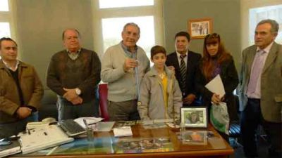Termas: presentaron la Liga Deportiva Secundaria