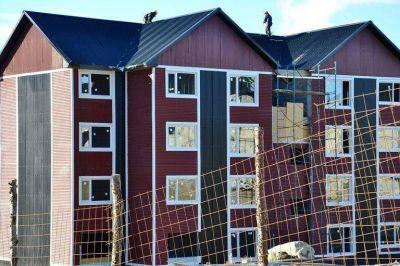 Gobierno anunció apertura de sobres para construir 80 viviendas en Ushuaia