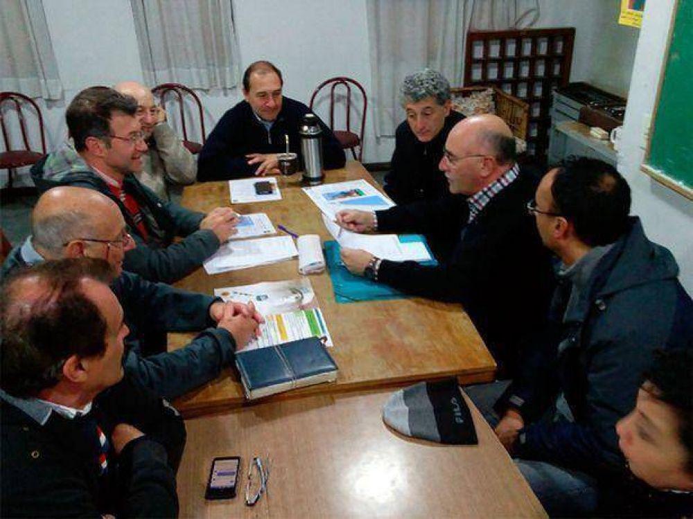 Desarrollaron reunión organizativa por la fiesta de Santiago Apóstol