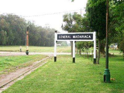 General Madariaga: El tren vuelve a la región