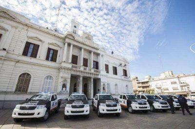 Azul cuenta con la Polic�a de Prevenci�n Local y el Comando de Prevenci�n Comunitaria