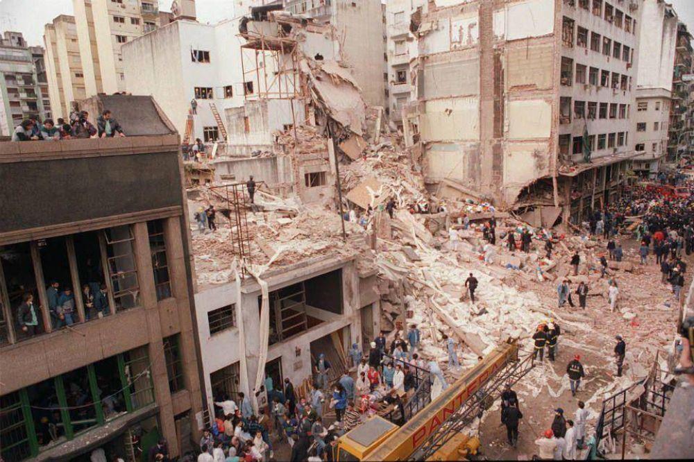 AMIA: En Israel, hoy se realiza un homenaje por el aniversario del atentado