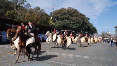 Miles de gauchos rindieron homenaje al general Güemes