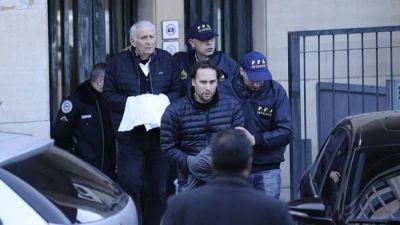 Esc�ndalo de la FIFA: se entregaron los Jinkis y fueron trasladados a una c�rcel com�n