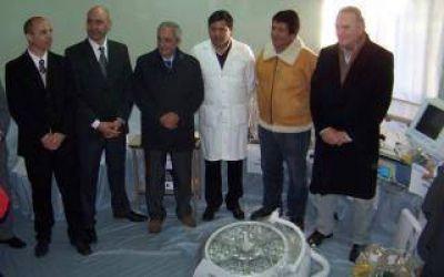 El Ministro Collia reafirmó su apoyo a Scioli