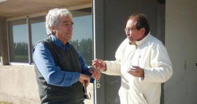 Llaman a licitación para la construcción del anexo de la Escuela Agraria de Río Tala