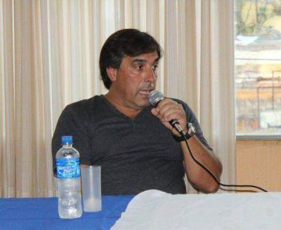 """Mirón: """"Queremos encontrar a los hinchas de Alvarado que robaron en Bolívar"""""""