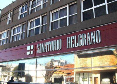 """""""Parecería que el sindicato prefiere el cierre del Sanatorio Belgrano"""""""