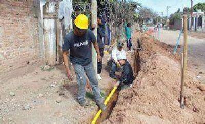 Vecinos reclaman la ampliación de la red de gas en Necochea