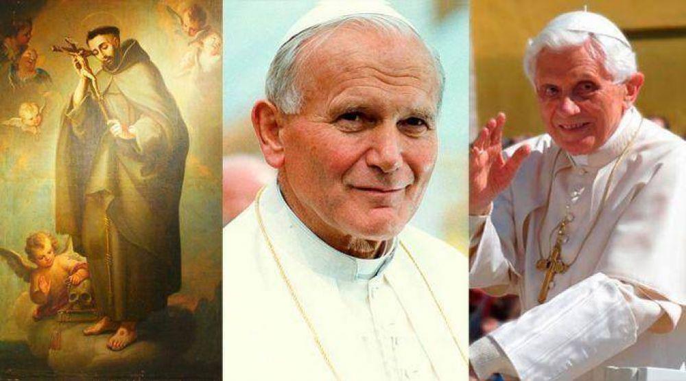Los 6 personajes que el Papa Francisco presenta como referentes en Laudato Si'