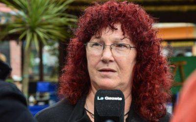 Susana Gómez aún no sabe el destino de su lista local