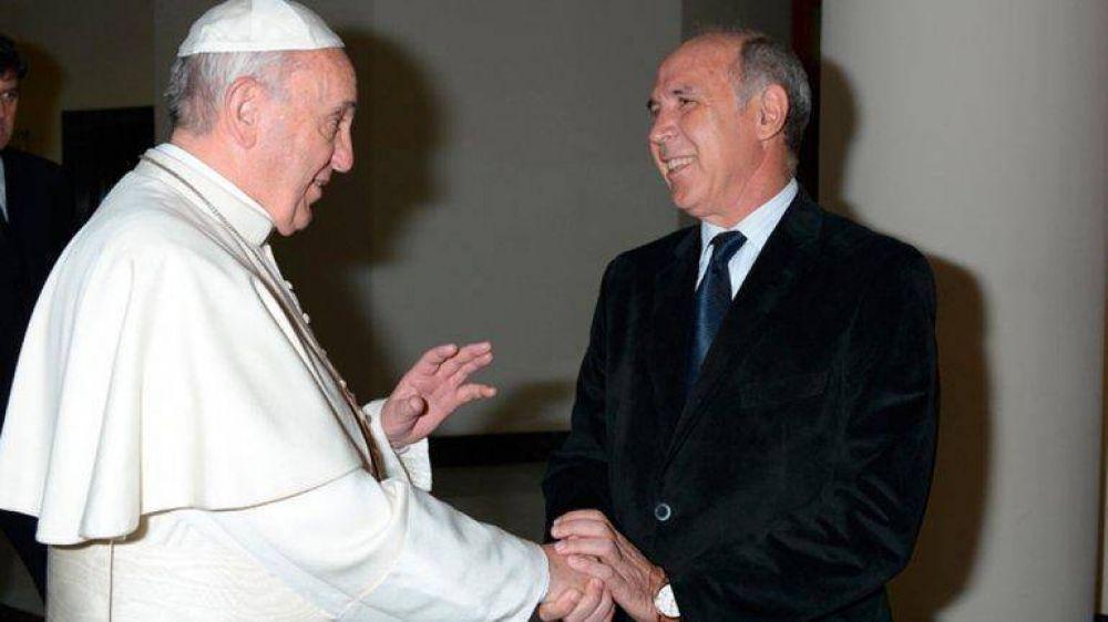 El presidente de la Corte afirma que nadie puede ser indiferente ante la encíclica del Papa
