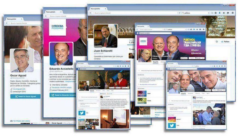 La campaña se calienta en las redes sociales