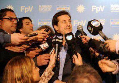 Recalde presentó su plan de Gobierno para la Ciudad