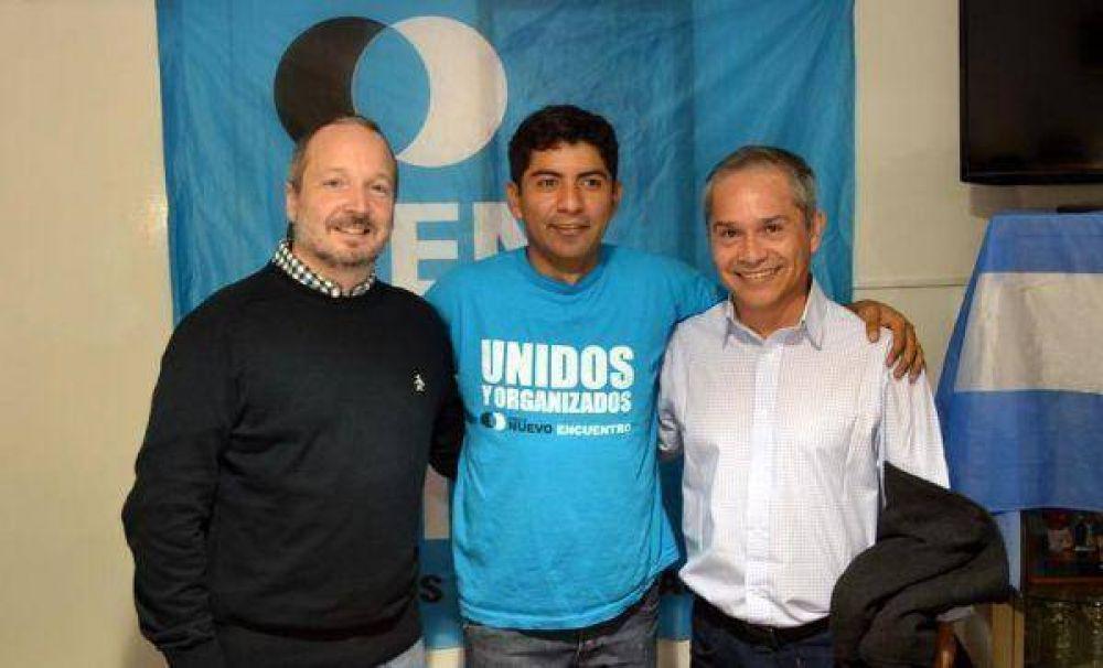"""""""Osvaldo López es garantía de un Gobierno transformador y popular"""", dijo Sabbatella"""