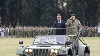 Milani ascendió a un oficial al que Rossi no quiso que fuera general