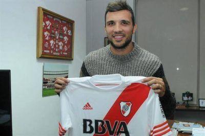 Nicolás Bertolo ya está en River: