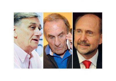 Binner, Reutemann y Perotti pelear�n por la senadur�a nacional