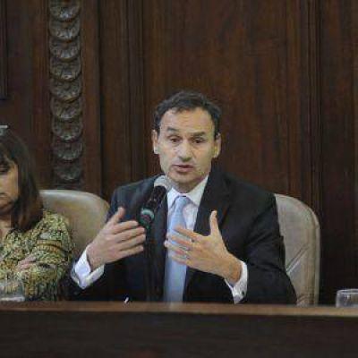 Los precandidatos que competirán en La Plata