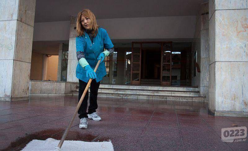 Satisfacción de encargados por extensión horaria de lavado de veredas