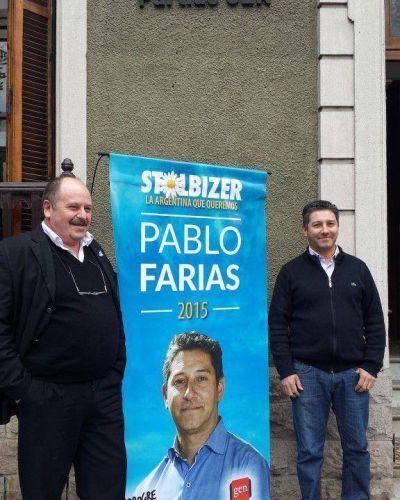 Lista única: Pablo Aceto apoyará a Pablo Farías como precandidato a Intendente
